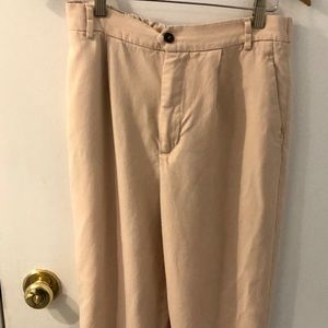 3/$50 Zara ankle pant trousers
